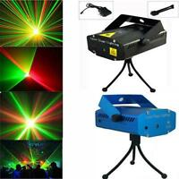 Mini Laser Light Lighting lampe de projecteur DJ Disco Stage Show Club Bar EH