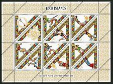 Cook Islands   1969   Scott # 258c    Mint Never Hinged Souvenir Sheet