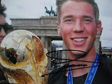 DFB HSV BMG signiert Durm SC Freiburg Borussia Dortmund BVB 09 FC Bayern München