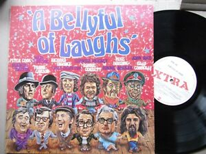 A BELLYFUL OF LAUGHS RARE COMEDY LP XTRA LABEL 1976 N/MINT