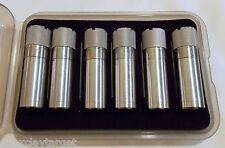 Set Of 6 Briley Stainless Beretta Benelli Mobil Choke Tube Sporting Clays Trap