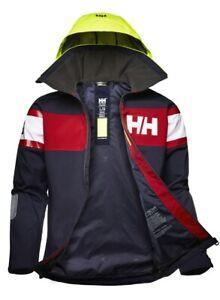 Helly Hansen Salt Flag Men's Jacket 33909/597 Navy NEW