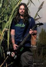 Sepultura Andreas Kisser Guitarist Int. Clipping ECLIPSED