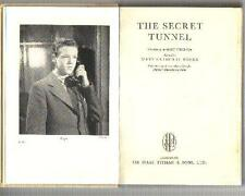 THE SECRET TUNNELthe book of the mary field film 1950 edition
