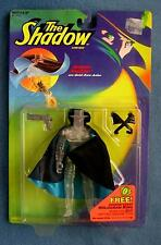 THE SHADOW AMBUSH SHADOW WITH QUICK DRAW ACTION 4 INCH ACTION FIGURE KENNER 1994