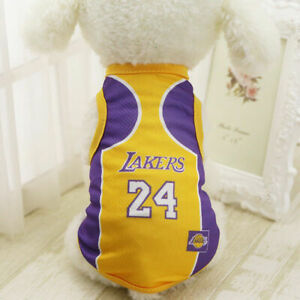 S Yellow24 Summer Pets Clothes Vest Coat T Shirt Jacket Clothing For Dogs Cats