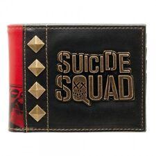 Suicide Squad Harley Quinn Bi-Fold Wallet New BIOWORLD