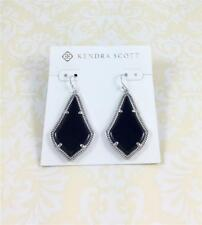 Black Rhodium tone Earrings Nwt Kendra Scott Alex