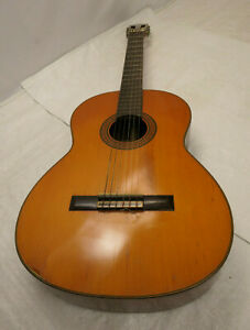 Vintage KAWAI G-200 ACOUSTIC GUITAR  6 Stringed Instrument Japanese  #773