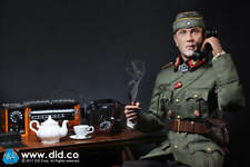 "DID 1/6 Scale 12"" WWII German Communications 2 WH Major General Drud D80123"