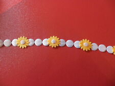Satin Flowers Appliques Embellishments Crafts Cardmaking and Scrapbooking