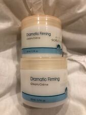 Avon Solutions Dramatic Firming Cream for Face and Neck  NEW! (Lot of 2) Nice