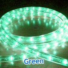 Tira de LED Luces Cuerda 220 V 240 V IP68 Impermeable Navidad Navidad Jardín comercial
