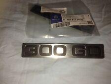 Mercedes Badge W460 300GD. Pt No:- 460 817 09 15, A460 817 09 15