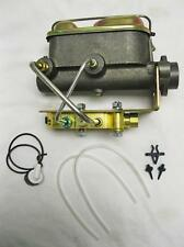 "1964 - 1973 Ford Mustang Master Cylinder Kit + Disc Drum Prop Valve 1.125"" Bore"