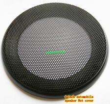 """2pcs 4""""inch 135mm Car Audio grille car speaker protection net cover Snap-type"""