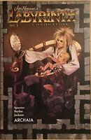 Jim Henson's Labyrinth Coronation Volume 1 Comic Book