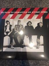 U2 – cómo desmantelar una bomba atómica-Nuevo y Sellado 180 Gr Vinilo Lp