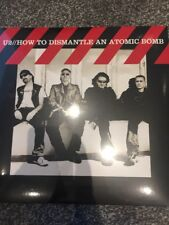 U2 - How To Dismantle An Atomic Bomb - New & Sealed 180 Gram Vinyl LP