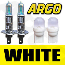 H1 XENON WHITE HEADLIGHT BULBS ROVER METRO 600 800 25