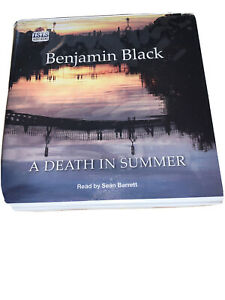 Benjamin Black - A Death In Sunmer - Unabridged Audiobook 8 CDs