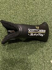 Scotty Cameron The Art of Putting  Cover/Headcover   Mint