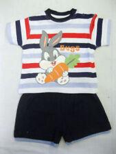 Conjuntos de ropa de niño de 0 a 24 meses de manga corta multicolor