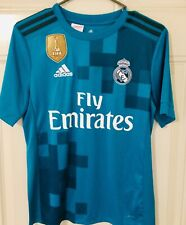 2017 Real Madrid Third Jersey Kroos Youth Kids Large Adult XS