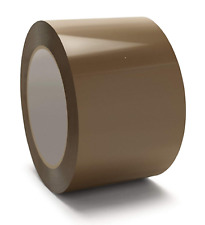 1 144 Rolls Of Tan Brown 2 X 110yd Packing Shipping Tape 16mil Thick