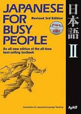 Japanese for Busy People 2: Volume 2 by AJALT (Paperback, 2011)