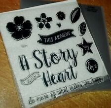 Ctmh D1762 A Story With Heart ~ Flowers, do more of what makes you happy