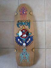 Bull Dog Skates BDS Mini Z dogtown style Skateboard Deck Wes Humpston