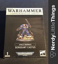 Warhammer 40k - Commemorative Series - Primaris Space Marines - Sergeant Castus