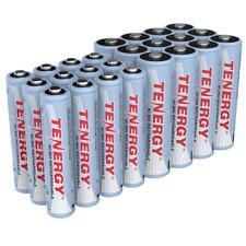 24PCS Tenergy 12AA+12AAA 1000mAh 2500mAh NiMH Rechargeable Batteries Cell AA AAA