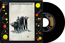 """7"""" WINGS listen to what the man said 45 SPANISH 1975 PAUL  McCARTNEY"""