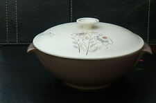 A 1950s good condition Poole Pottery Trudiana pattern Tureen