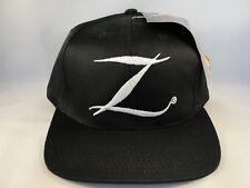 Zorro Vintage Snapback Cap Hat Z Logo