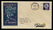 Back to the Future Enchantment Under The Sea Dance Collector Envelope OP171