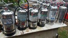 Class (K) Fire Extinguisher