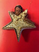 """All God's Children"", Martha Holcombe Figurine Art, ""Tori"" Christmas Ornament"