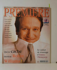 PREMIÈRE MAGAZINE 2/94 ROBIN WILLIAMS - CLAUDE CHABROL - MEL GIBSON (P69)