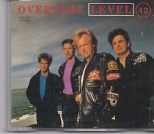 Level 42-Overtime cd maxi single