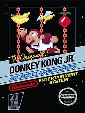 Donkey Kong Classic Nintendo High Quality Metal Magnet 3 x 4 Fridge 9122