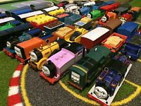 Thomas and Friends Tomy & Mattel TRACK MASTER Engines 'Choose Your Character'