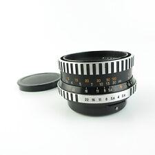 Für Pentacon Six Carl Zeiss Jena Zebra Biometar 2.8/80  Objektiv lens
