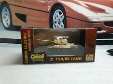 GROUND ARMOR - RUSSIA T34/85 TANK -  1/72  SCALE MODEL - 36272