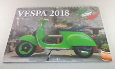 Kalender 2018 Wandkalender Vespa Roller Vespa PX 125 E / ET3 / V50 / 150.. usw.