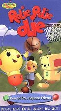Rolie Polie Olie - Round Pal, Square Friend [VHS]