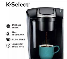KEURIG K-Select K80 Single Serve Coffee Maker Matte Black