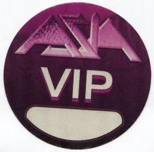 Asia Concert Tour Backstage Pass! Authentic Original stage Cube